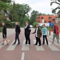 Verkehrswacht verabschiedete Schülerlotsen