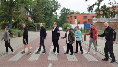 Photo of Verkehrswacht verabschiedete Schülerlotsen
