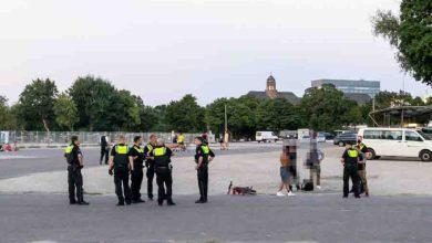 Photo of Polizei geht gegen Drogen-Szene vor