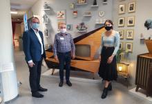 Bild von Besuch im Electrum – ehrenamtlicher Museumsbetrieb in Zeiten von Corona