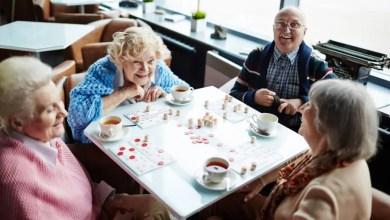 Bild von Bingo spielen im DRK-Seniorentreff in Harburg