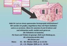 """Bild von Noch Plätze frei im Ferienprojekt """"Vielfaltshaus"""" im Kulturhaus Süderelbe"""