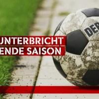 Hamburger Fußballverband unterbricht Spielbetrieb