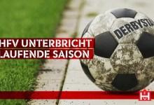 Bild von Hamburger Fußballverband unterbricht Spielbetrieb