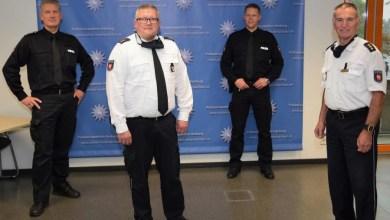 Bild von Neuer Leiter Einsatz bei der Polizeiinspektion Harburg