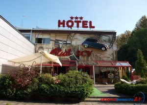 HOTEL, CLUB 2CV KOSZALIN