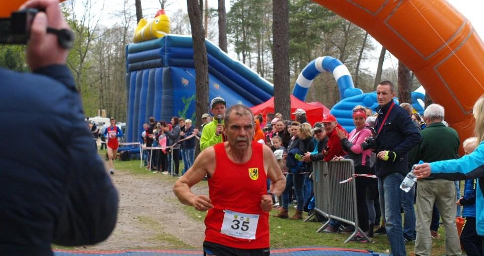 Wspaniały start Mirosława  Kowalskiego – Team Biegowy Szczecinek