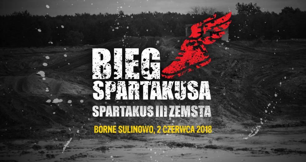 """Ekstremalny """"Bieg Spartakusa"""" w Bornem Sulinowie odbędzie się 2 czerwca"""