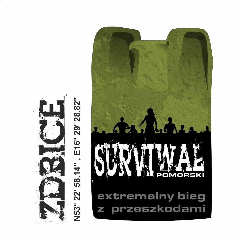 Zaproszenie - Ekstremalny bieg survivalowy z przeszkodami - Zdbice k/Wałcza 26.05