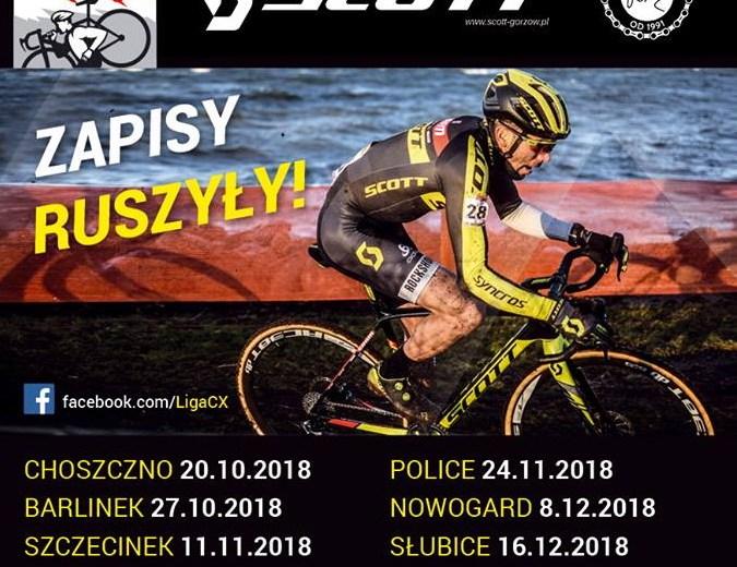 Zapraszamy na cykl wyścigów kolarskich SCOTT Cyclocross Challenge