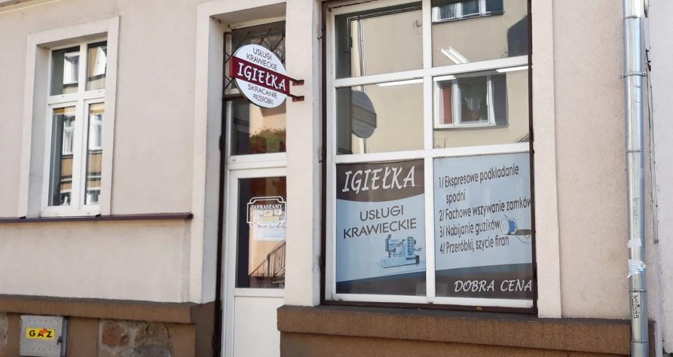 """""""Igiełka"""" Usługi Krawieckie"""