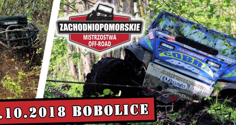W Bobolicach odbędą się Zachodniopomorskie Mistrzostwa Off – Road