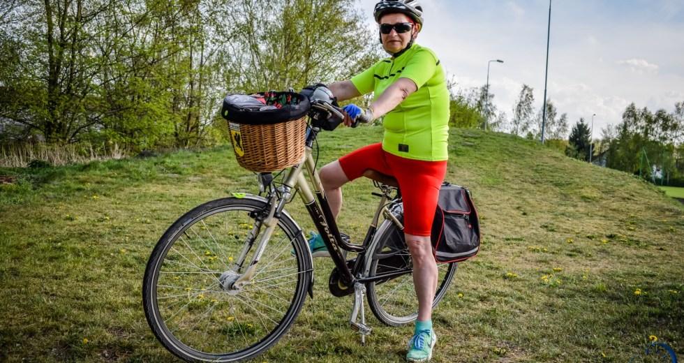 Rowerem ze Szczecinka do Poznania w wieku 60 lat? Dlaczego nie? Pasja i sport nie znają granicy wieku