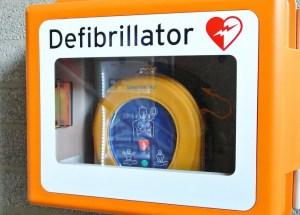 Na stadionie miejskim będzie dostępny defibrylator AED