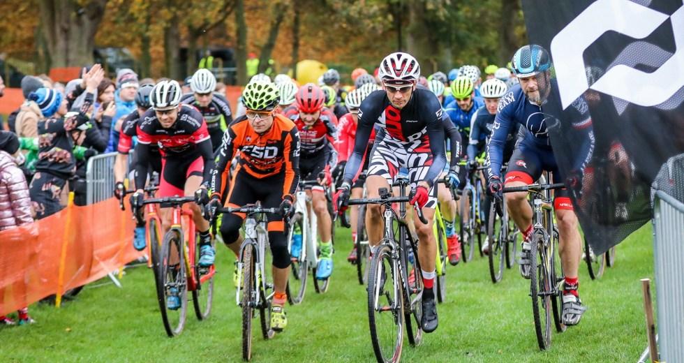 W Choszcznie ścigali się kolarze przełajowi w ramach ligi Scott Cyclocross Challenge