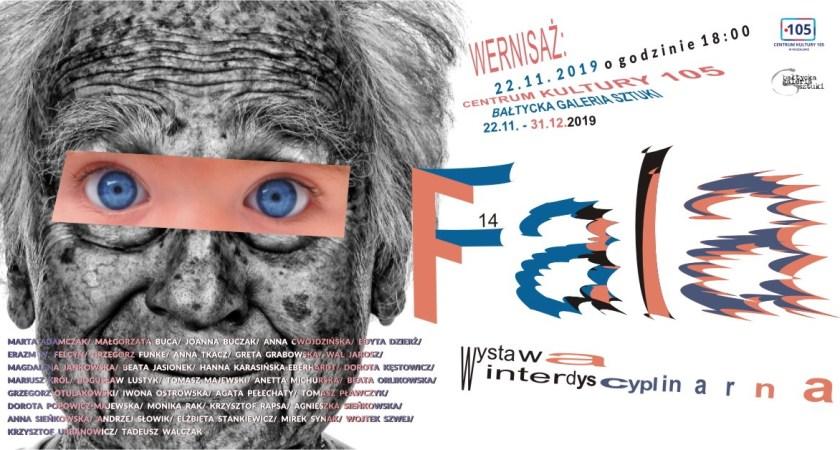 Gratka dla miłośników sztuki w Koszalinie – Wystawa interdyscyplinarna FALA