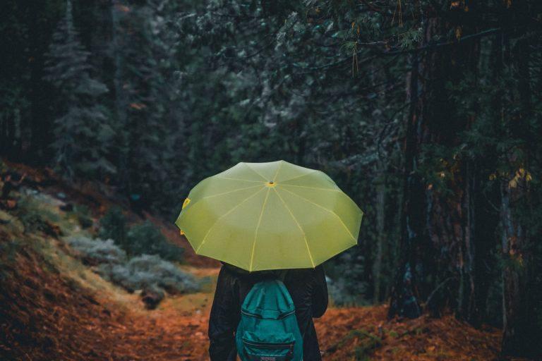 sajak hujan
