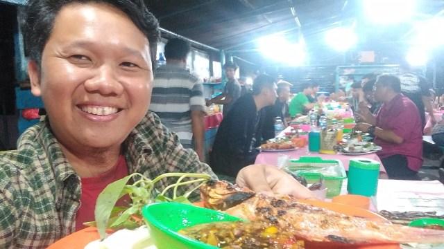 wisata kuliner seafood sorong