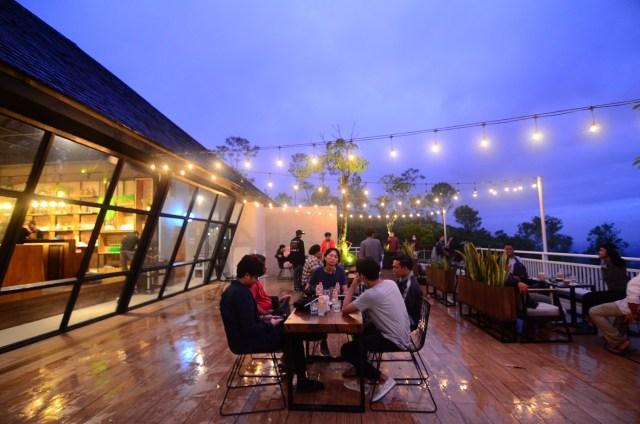cafe baturraden terkini 2020