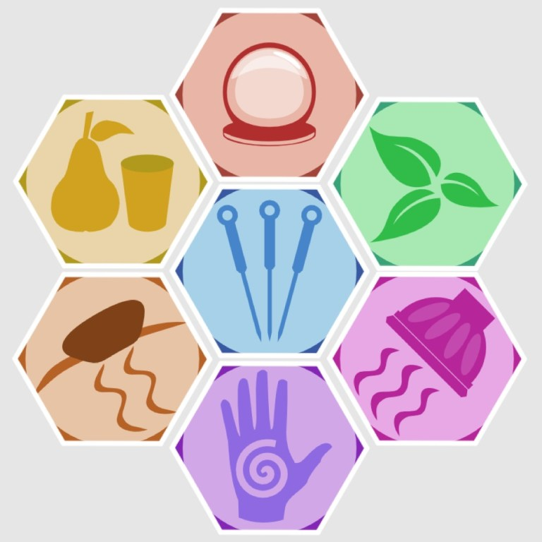 Akuen Medical Therapies - Treatment Icons