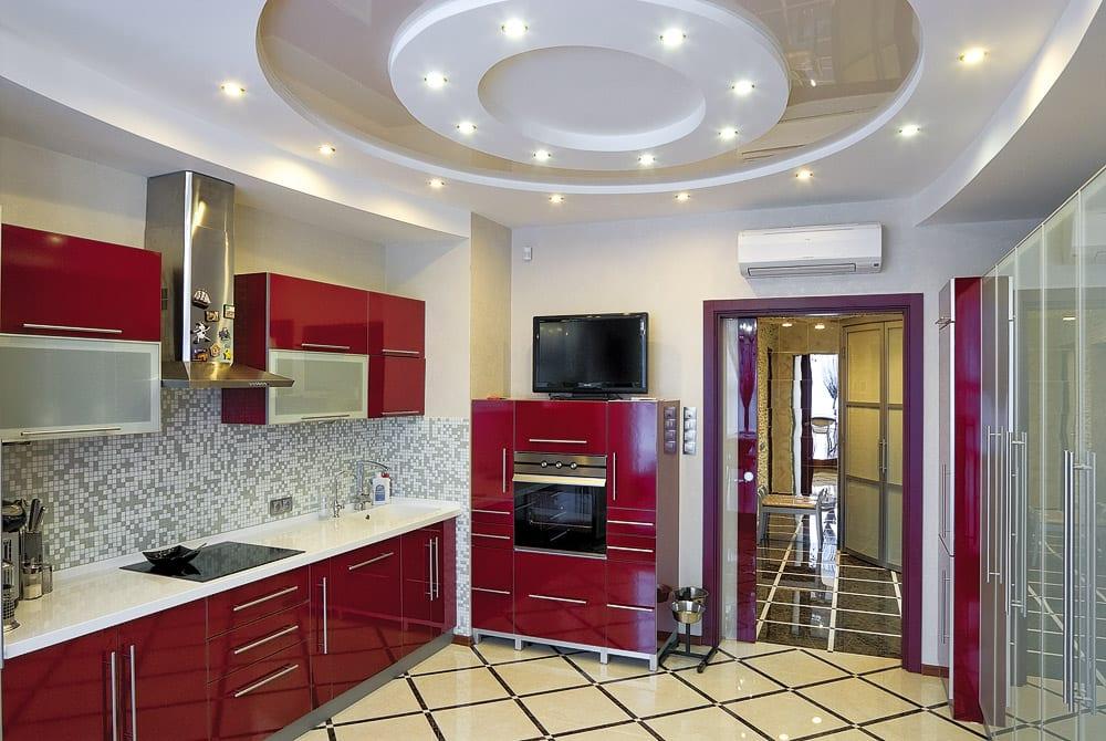кухня 15 м2 планировка и дизайн фото 1
