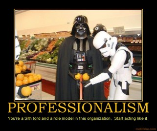 Professionalism (Motivator)