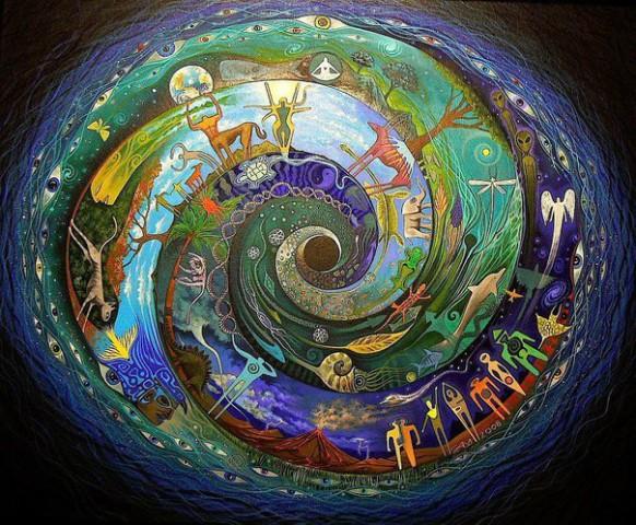 повышение вибраций Земли и Человечества