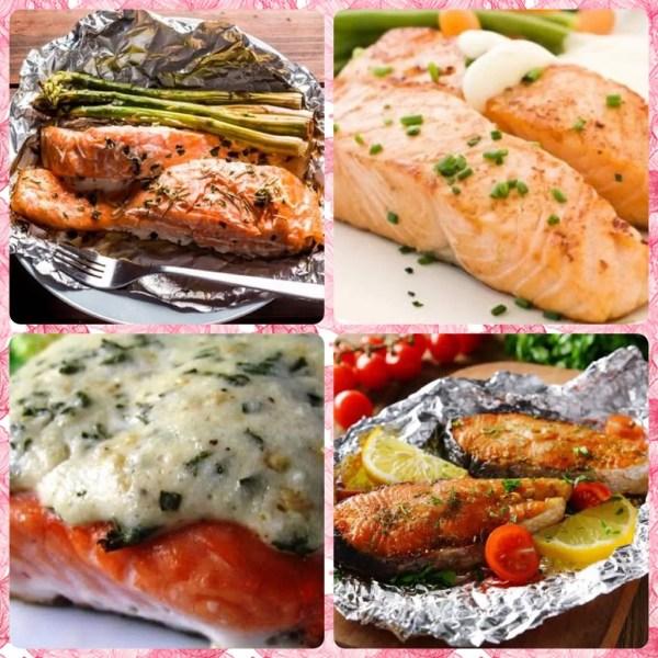 Как приготовить красную рыбу в духовке: пошаговые рецепты ...
