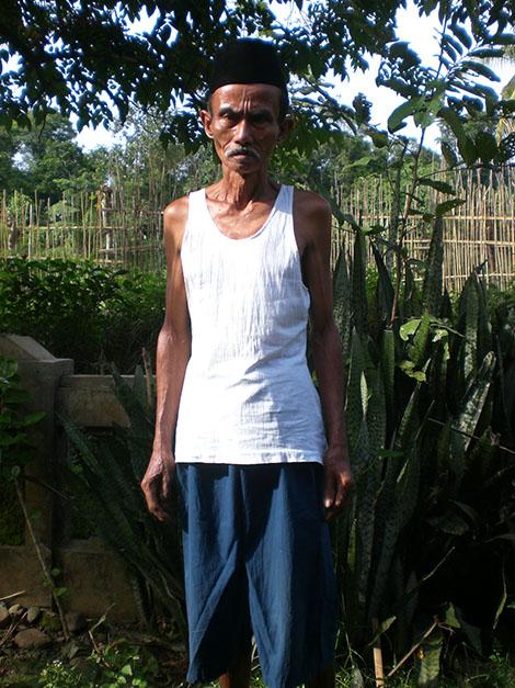 Kakek Sahri