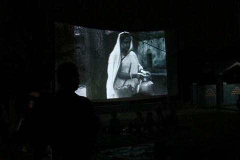Pemutaran Film Pather Pancali