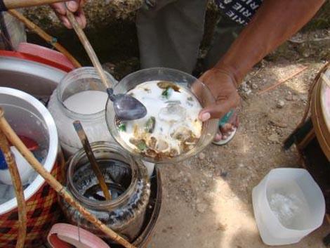 Selendang Mayang, makanan khas Betawi yang kini mulai sulit dijumpai