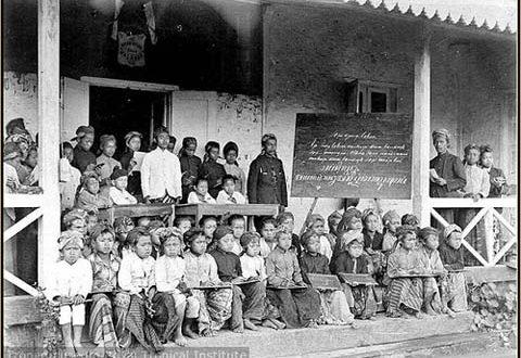 SD Malabar, Sekolah Rakyat pertama di Pangalengan