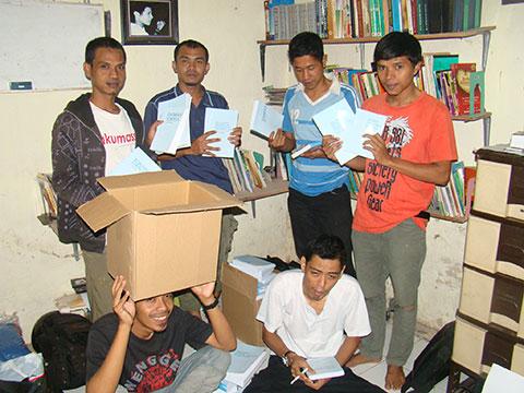Buku Untuk Semua--Saidjah Forum
