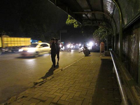 Halte IISIP Jakarta