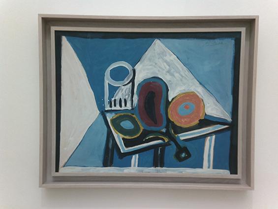 The Aubergine (1946) karya Pablo Picasso.