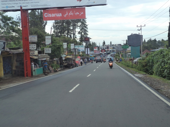 Puncak Main Road