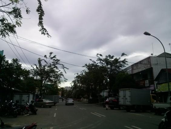 Jalan Sunan Kali Jaga.