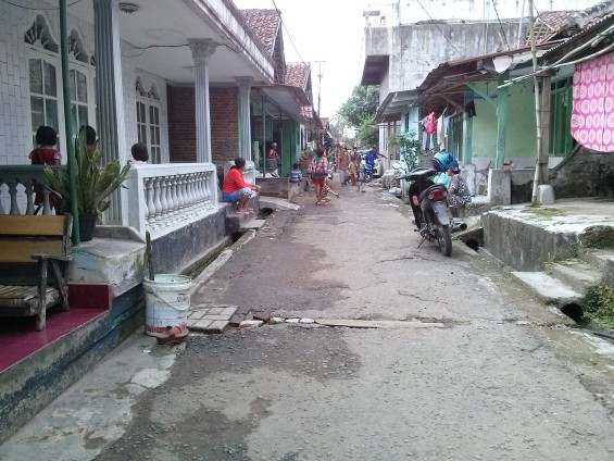 Lebak Pasar Village.