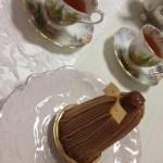 ケーキの後は和菓子・・・