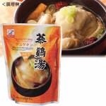 鶏の中に、もち米、栗、ナツメなどを詰めて煮込んだ韓国伝統料理。温めるだけ