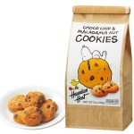 ハワイアンホーストスヌーピーチョコチップマカダミアナッツクッキー6袋