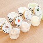 三重県の大内山酪農農業協同組合が生産した練乳と生クリームを使用