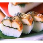 全国に一軒しかない「元祖」の味 越前三國湊屋 元祖 焼き鯖寿司セット