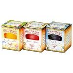 アイランドソープ キャンドル3種セット フローラルなアロマが香るキャンドルの3種セット