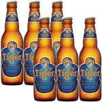 シンガポール人気ナンバーワンのビール。くせのないすっきりとした味わいです。