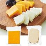 乳牛の乳を使って丁寧に作られた、レッドチェダーとクリームチーズのセット