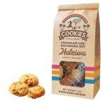 チョコチップとマカダミアナッツを混ぜ込んで焼き上げたクッキーです。