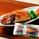 高級魚・のどぐろの濃厚なおいしさが楽しめるもうひとつの食べ方が煮付けです