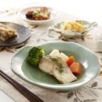 鱈(タラ)の洋風グリルと温野菜 560円(税込)