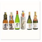 モンドセレクション&ワインでおいしい日本酒アワードW受賞記念セット